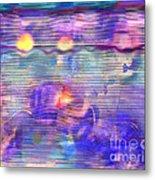 Synesthesia 3 Metal Print