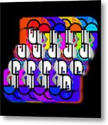 Synth Metal Print