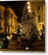 Syracuse - Diana Fountain  Metal Print