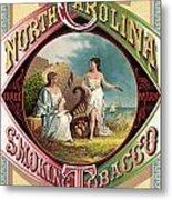 Tabacco Seal Metal Print by Gary Grayson