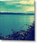 Tacoma Narrows  Metal Print