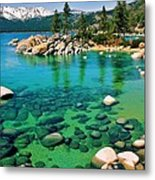 Tahoe Bliss Metal Print