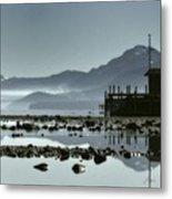 Tahoe Blue Metal Print