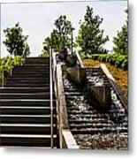 Take The Stairs Or... Metal Print