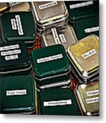 Take Your Pick - Tea Photography By William Patrick And Sharon Cummings Metal Print