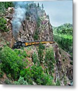 Taking The Highline Home Metal Print