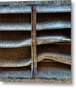 Talking Vent Metal Print