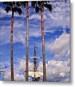 Tall And Taller Metal Print