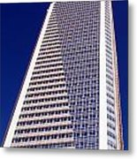 Tall Highrise Building Metal Print