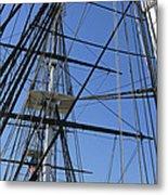 Tall Ship I Metal Print