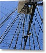 Tall Ship IIi Metal Print