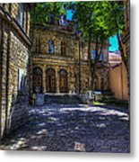 Tallin - Estonia Metal Print