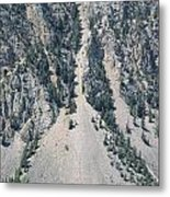 Tallus Slope Metal Print