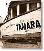 Tamara Metal Print