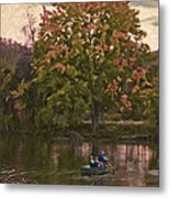 Tammy's Pond Metal Print