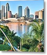 Tampa Bay Florida Metal Print
