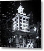 Tampa's Old City Hall Metal Print