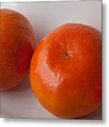 Tangerines3 Metal Print by Lena Wilhite