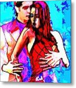 Tango Argentino - Love And Passion Metal Print