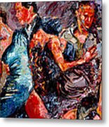 Tango Club # 3 Metal Print
