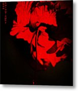 Tango Of Passion For You Metal Print