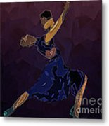 Tango To Heaven Metal Print by Pedro L Gili