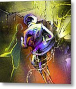 Tangoscape 02 Metal Print