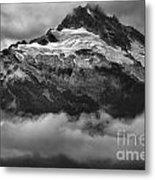 Tantalus Bursting Through The Clouds Metal Print