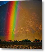 Taos Magic Metal Print