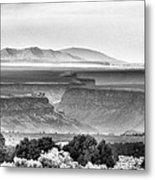 Taos Volcanic Plateau Metal Print