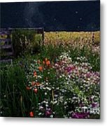 Tapestry In The Wild Metal Print