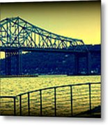 Tappan Zee Bridge II Metal Print