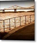 Tappan Zee Bridge Ix Metal Print