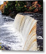 Taquamenon Falls II Metal Print