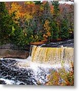 Taquamenon Falls IIi Metal Print