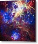 Tarantula Nebula 2 Metal Print