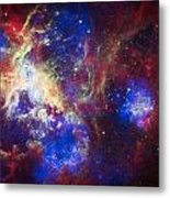 Tarantula Nebula 6  Metal Print by Jennifer Rondinelli Reilly - Fine Art Photography