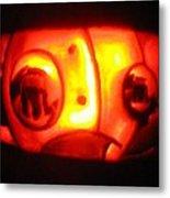 Tarboy Pumpkin Metal Print