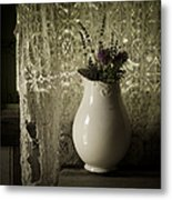 Tattered Metal Print by Amy Weiss