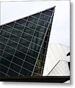 Taubman  Metal Print by Kiara Reynolds