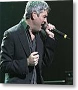 Taylor Hicks Metal Print