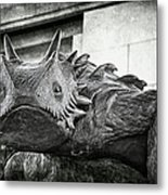Tcu Horned Frog 2014 Metal Print
