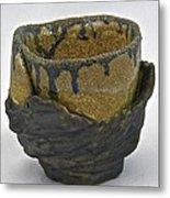 Tea Bowl #21 Metal Print