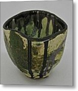 Tea Bowl #3 Metal Print