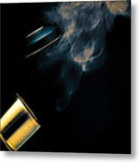 Tea For One Part Two Metal Print