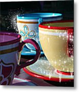 Tea For You Metal Print