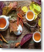 Tea Of September Metal Print