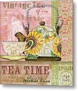 Tea Time-jp2579 Metal Print