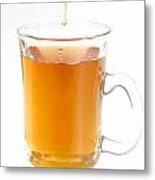 Tea With Honey Metal Print