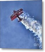 Team Oracle V9 Metal Print
